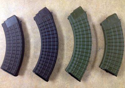 Arsenal Circle 10 waffle mag variants