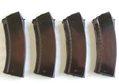 Plum Russian 74 mags